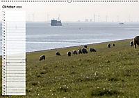 Ostfriesland - Der Dollart (Wandkalender 2019 DIN A2 quer) - Produktdetailbild 10