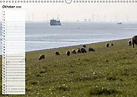 Ostfriesland - Der Dollart (Wandkalender 2019 DIN A3 quer) - Produktdetailbild 10