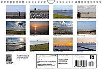 Ostfriesland - Der Dollart (Wandkalender 2019 DIN A4 quer) - Produktdetailbild 13