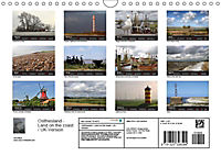 Ostfriesland - Land on the coast / UK-Version (Wall Calendar 2019 DIN A4 Landscape) - Produktdetailbild 13