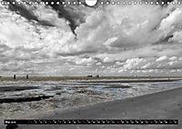 Ostfriesland Maritime Landschaften in Colorkey (Wandkalender 2019 DIN A4 quer) - Produktdetailbild 5