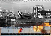 Ostfriesland Maritime Landschaften in Colorkey (Wandkalender 2019 DIN A4 quer) - Produktdetailbild 4