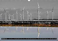 Ostfriesland Maritime Landschaften in Colorkey (Wandkalender 2019 DIN A3 quer) - Produktdetailbild 2