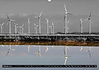 Ostfriesland Maritime Landschaften in Colorkey (Wandkalender 2019 DIN A2 quer) - Produktdetailbild 2