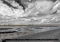 Ostfriesland Maritime Landschaften in Colorkey (Wandkalender 2019 DIN A2 quer) - Produktdetailbild 5
