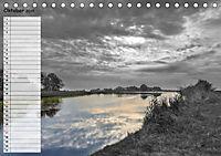 Ostfriesland Maritime Landschaften in Colorkey (Tischkalender 2019 DIN A5 quer) - Produktdetailbild 10