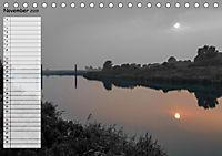Ostfriesland Maritime Landschaften in Colorkey (Tischkalender 2019 DIN A5 quer) - Produktdetailbild 11