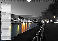 Ostfriesland Maritime Landschaften in Colorkey (Wandkalender 2019 DIN A4 quer) - Produktdetailbild 1