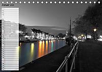 Ostfriesland Maritime Landschaften in Colorkey (Tischkalender 2019 DIN A5 quer) - Produktdetailbild 1