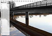 Ostfriesland Maritime Landschaften in Colorkey (Tischkalender 2019 DIN A5 quer) - Produktdetailbild 3