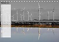 Ostfriesland Maritime Landschaften in Colorkey (Tischkalender 2019 DIN A5 quer) - Produktdetailbild 2