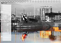 Ostfriesland Maritime Landschaften in Colorkey (Tischkalender 2019 DIN A5 quer) - Produktdetailbild 4