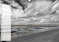 Ostfriesland Maritime Landschaften in Colorkey (Wandkalender 2019 DIN A3 quer) - Produktdetailbild 5