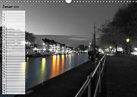Ostfriesland Maritime Landschaften in Colorkey (Wandkalender 2019 DIN A3 quer) - Produktdetailbild 1
