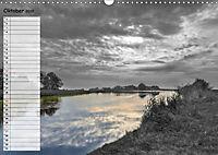 Ostfriesland Maritime Landschaften in Colorkey (Wandkalender 2019 DIN A3 quer) - Produktdetailbild 10