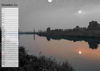 Ostfriesland Maritime Landschaften in Colorkey (Wandkalender 2019 DIN A3 quer) - Produktdetailbild 11
