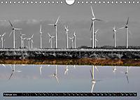 Ostfriesland Maritime Landschaften in Colorkey (Wandkalender 2019 DIN A4 quer) - Produktdetailbild 2