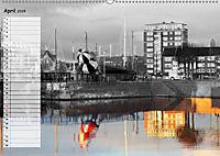 Ostfriesland Maritime Landschaften in Colorkey (Wandkalender 2019 DIN A2 quer) - Produktdetailbild 4