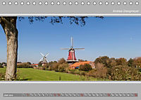 Ostfriesland Panorama (Tischkalender 2019 DIN A5 quer) - Produktdetailbild 6