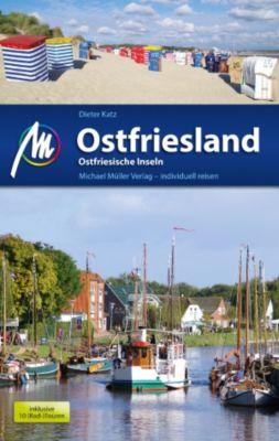Ostfriesland Reiseführer Michael Müller Verlag, Dieter Katz