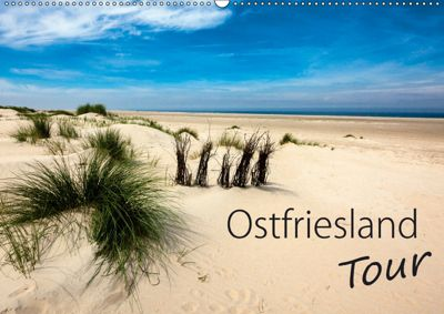 Ostfriesland - Tour (Wandkalender 2019 DIN A2 quer), H. Dreegmeyer