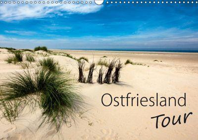 Ostfriesland - Tour (Wandkalender 2019 DIN A3 quer), H. Dreegmeyer
