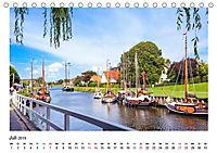 OSTFRIESLAND Weites Land hinterm Deich (Tischkalender 2019 DIN A5 quer) - Produktdetailbild 7