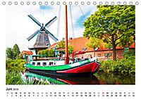 OSTFRIESLAND Weites Land hinterm Deich (Tischkalender 2019 DIN A5 quer) - Produktdetailbild 6