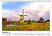 OSTFRIESLAND Weites Land hinterm Deich (Tischkalender 2019 DIN A5 quer) - Produktdetailbild 9
