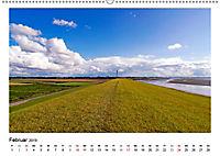 OSTFRIESLAND Weites Land hinterm Deich (Wandkalender 2019 DIN A2 quer) - Produktdetailbild 2