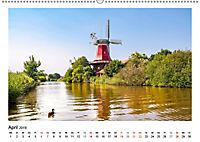 OSTFRIESLAND Weites Land hinterm Deich (Wandkalender 2019 DIN A2 quer) - Produktdetailbild 4