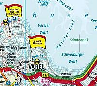 Ostfriesland - Wesermarsch - Cuxland - Produktdetailbild 2