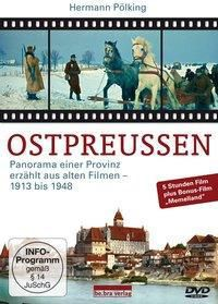 Ostpreußen, 5 DVDs