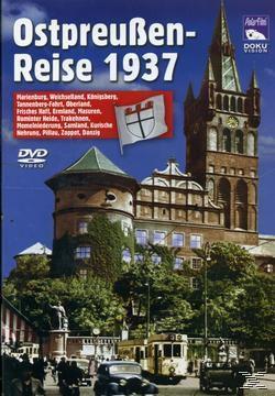 Ostpreußen-Reise 1937, 1