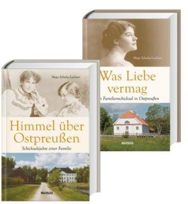 Ostpreußenschicksale 2er Package, Maja Schulze-Lackner