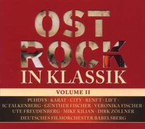 Ostrock in Klassik, City,Karat,U.A. Puhdys