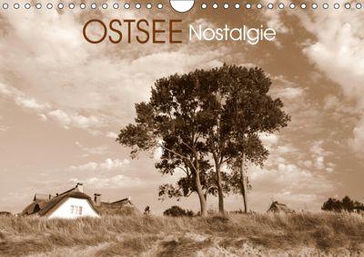 Ostsee-Nostalgie (Wandkalender 2019 DIN A4 quer), Katrin Manz