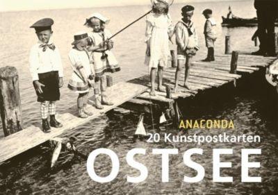 Ostsee Postkartenbuch, Anaconda