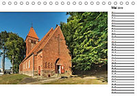 Ostseebad Binz - Zeit für Erholung (Tischkalender 2019 DIN A5 quer) - Produktdetailbild 5