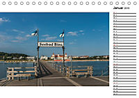 Ostseebad Binz - Zeit für Erholung (Tischkalender 2019 DIN A5 quer) - Produktdetailbild 1