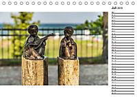 Ostseebad Binz - Zeit für Erholung (Tischkalender 2019 DIN A5 quer) - Produktdetailbild 7
