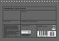 Ostseebad Binz - Zeit für Erholung (Tischkalender 2019 DIN A5 quer) - Produktdetailbild 13