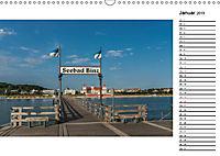 Ostseebad Binz - Zeit für Erholung (Wandkalender 2019 DIN A3 quer) - Produktdetailbild 1