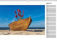 Ostseebad Binz - Zeit für Erholung (Wandkalender 2019 DIN A3 quer) - Produktdetailbild 6