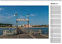 Ostseebad Binz - Zeit für Erholung (Wandkalender 2019 DIN A2 quer) - Produktdetailbild 1