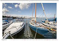 Ostseehäfen, klein und gross (Wandkalender 2019 DIN A2 quer) - Produktdetailbild 8