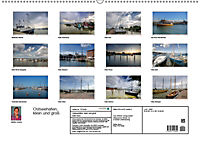 Ostseehäfen, klein und gross (Wandkalender 2019 DIN A2 quer) - Produktdetailbild 13