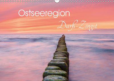 Ostseeregion Darß-Zingst (Wandkalender 2019 DIN A3 quer), Heidi Spiegler