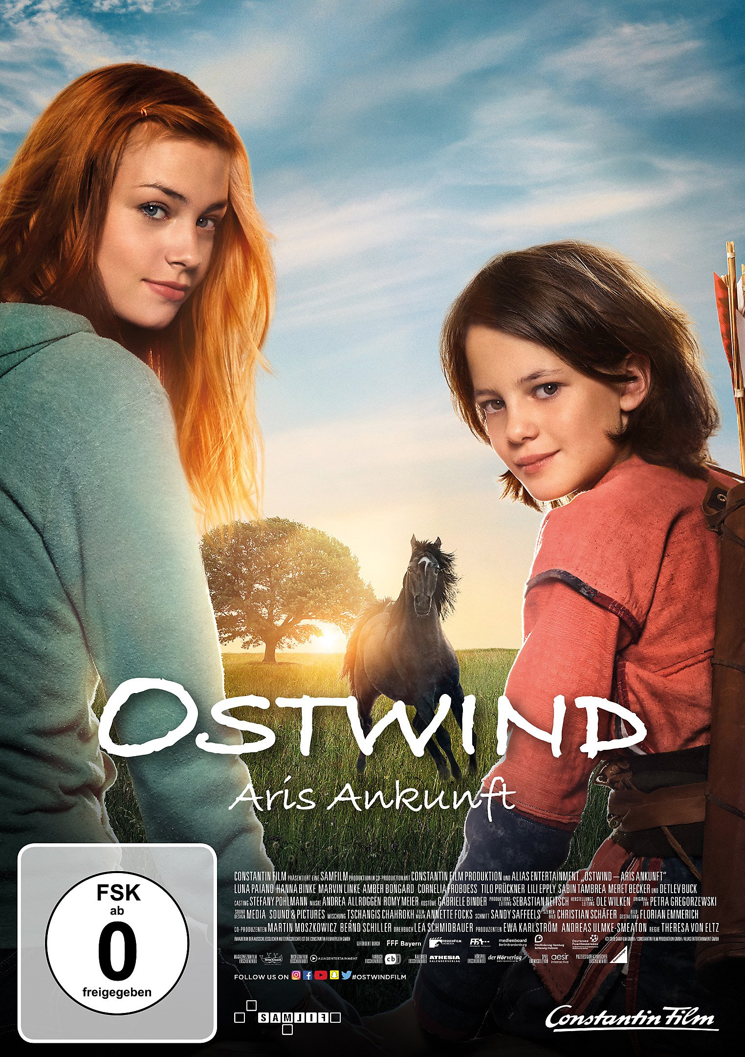 Filme Zu Weihnachten 2019.Ostwind 4 Aris Ankunft Dvd Bei Weltbild De Bestellen
