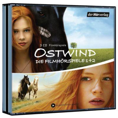 Ostwind - Die Filmhörspiele 1 + 2, 3 Audio-CDs, Kristina M. Henn, Lea Schmidbauer